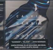 CALVIN HARRIS  - CD MOTION
