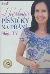 VARIOUS  - 5xCD+DVD PISNICKY NA PRANI TV SLAGR