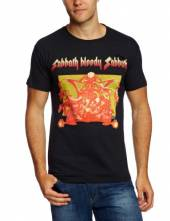 BLACK SABBATH =T-SHIRT=  - TR BLOODY SABBATH -S- BLACK
