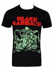 BLACK SABBATH =T-SHIRT=  - TR BLOODY SABBATH CUTOUT -L-