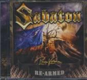 SABATON  - CD PRIMO VICTORIA REARMED