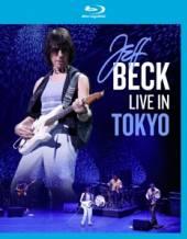 BECK JEFF  - BRD LIVE IN TOKYO [BLURAY]