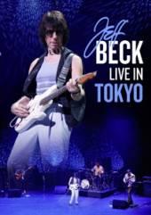 JEFF BECK  - DVD LIVE IN TOKYO