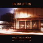 HOUSE OF LOVE  - CD+DVD LIVE AT THE L..