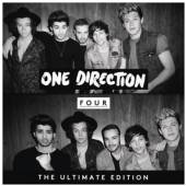 ONE DIRECTION  - CD FOUR [INTL] [DELUXE] -BOOK+4TR-