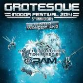 VARIOUS  - CD GROTESQUE INDOOR..