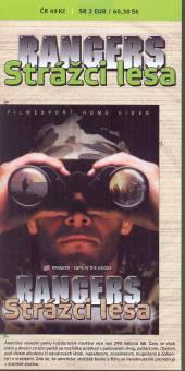 FILM  - DVP Rangers - strá�..