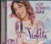 SOUNDTRACK  - CD VIOLETTA -HOY SOMOS MAS