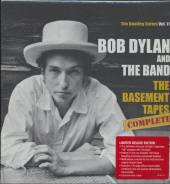DYLAN BOB & THE BAND  - 6xCD BASEMENT TAPES ..