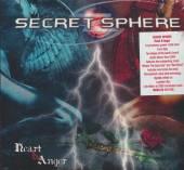 SECRET SPHERE  - CD HEART & ANGER (RE..