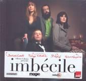 OLIVIER LIBAUX  - CD IMBECILE (DIGIPACK)