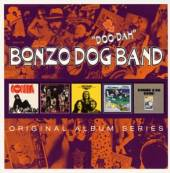 BONZO DOG DOO-DAH BAND  - 5xCD ORIGINAL ALBUM SERIES