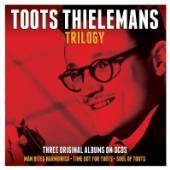 THIELEMANS TOOTS  - 3xCD TRILOGY