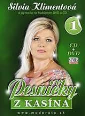 VARIOUS  - CD+DVD PESNICKY Z KASINA 1 (DVD+CD)