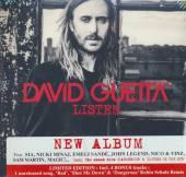 GUETTA DAVID  - CD LISTEN [2CD Deluxe]