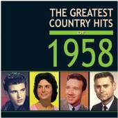 VARIOUS  - 4xCD GREATEST COUNTRY HITS..