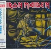 IRON MAIDEN  - CD PIECE OF MIND