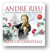 RIEU ANDRE & JOHANN STRA  - CD BEST OF CHRISTMAS