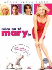 FILM  - DVD Něco na té Mar..