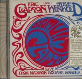 ERIC CLAPTON & STEVE WINWOOD  - 2xCD LIVE FROM MADIS..