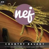 VARIOUS  - 2CD NEJ COUNTRY BALADY