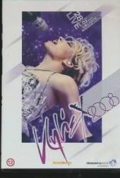 FILM  - DVD Kylie Minogue-Kylie X 2008
