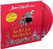 LABUS JIRI  - CD WALLIAMS: BABICKA DRSNACKA (MP3-CD)