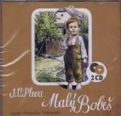 TABORSKY MIROSLAV  - 2xCD MALY BOBES (JOSEF VEROMIR PLEVA)