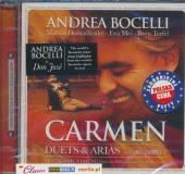 BOCELLI ANDREA  - CD BIZET: CARMEN DUETS & ARIAS