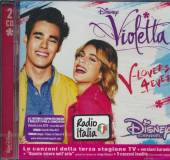 SOUNDTRACK  - 2xCD VIOLETTA - V-LOVERS 4EVER