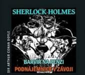 VARIOUS  - CD DOYLE: SHERLOCK HOLMES - BARVIR NA PE