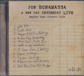 BONAMASSA JOE  - CD NEW DAY YESTERDAY LIVE