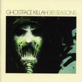 GHOSTFACE KILLAH  - CD 36 SEASONS