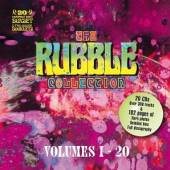 VARIOUS  - CDB THE RUBBLE COLLECTION VOL. 1 - 20