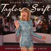 TAYLOR SWIFT  - CD+DVD SOUND AND VISION (CD+DVD)