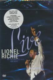 RICHIE LIONEL  - DVD LIVE