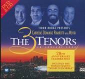 3 TENORS  - 2xCD+DVD 3 TENORS IN CONCERT 1994