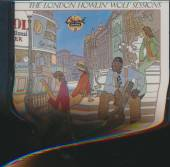 HOWLIN' WOLF  - CD LONDON SESSIONS