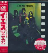 YES  - SCD YES ALBUM -JAP CARD-