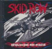 CD Skid row CD Skid row Revolutions per minute