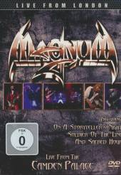 MAGNUM  - DVD LIVE FROM LONDON