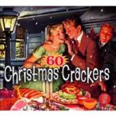 VARIOUS  - 3xCD 60 CHRISTMAS CRACKERS