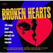 VARIOUS  - 4xCD BROKEN HEARTS