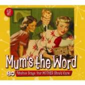 VARIOUS  - 3xCD MUM'S THE WORD