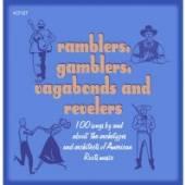 VARIOUS  - 4xCD RAMBLERS GAMBLERS &..
