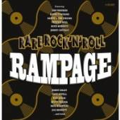 VARIOUS  - 4xCD RARE ROCK'N'ROLL RAMPAGE