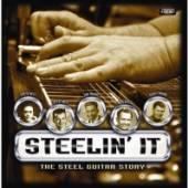 VARIOUS  - 4xCD STEELIN' IT:THE STEEL..