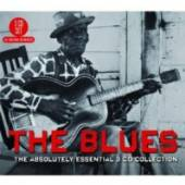 VARIOUS  - 3xCD BLUES: THE ABSOLUTELY..