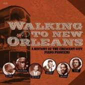 VARIOUS  - 4xCD WALKING TO NEW ORLEANS