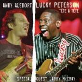 LUCKY PETERSON AND ANDY ALEDOR  - CD TETE A TETE TWO G..